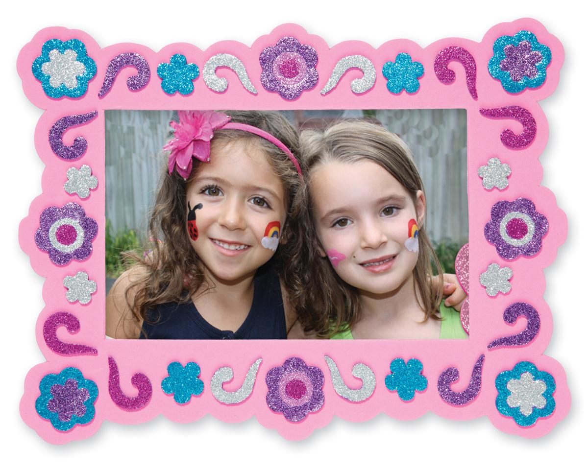 Melissa & Doug Thiết kế khung ảnh tình bạn lấp lánh