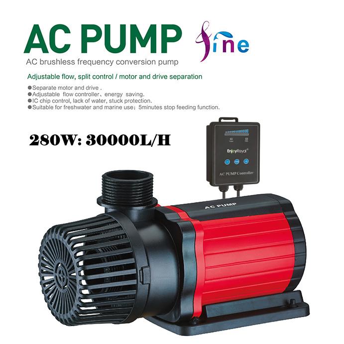 Máy bơm đẩy EnjoyRoyal ACP-631 AC-30000 điều chỉnh 10 cấp độ cho hồ cá Koi