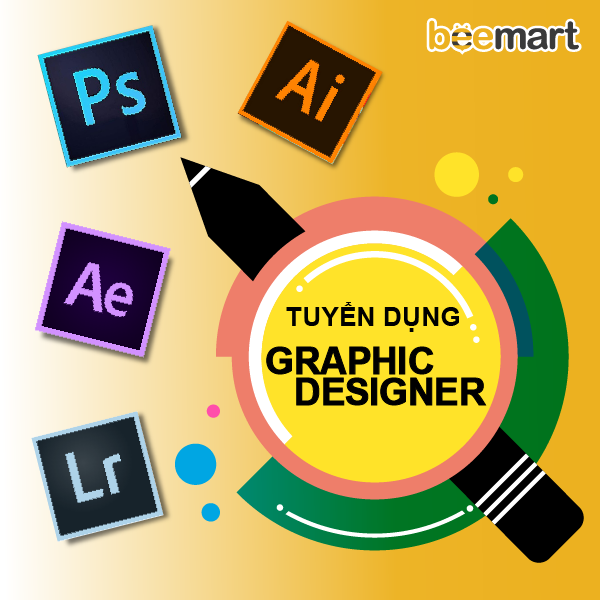 [Beemart] Tuyển dụng GRAPHIC DESIGNER