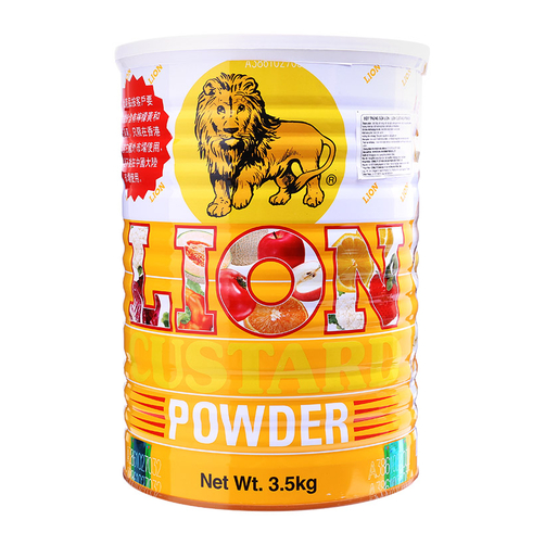 Custard Lion Powder 3,5kg