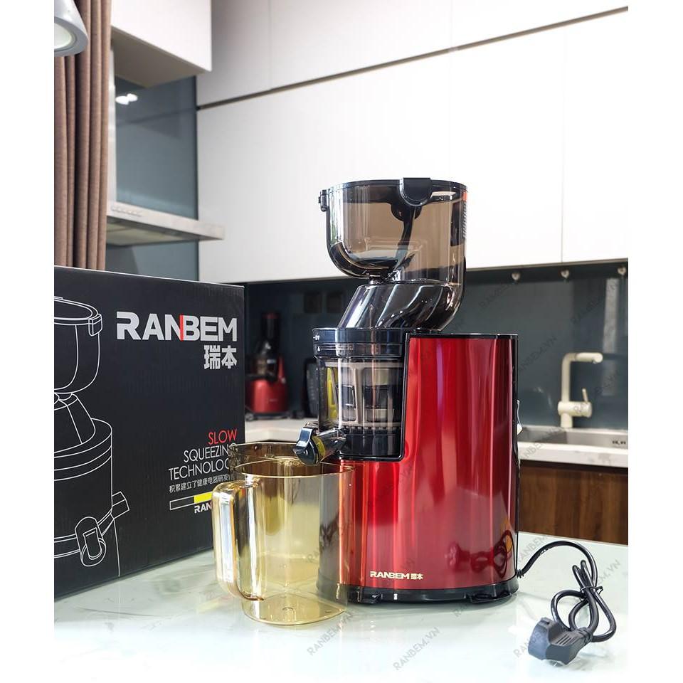 máy ép chậm ranbem máy ép chậm Máy ép thường và máy ép chậm – Nên chọn loại nào? may ep cham ranbem