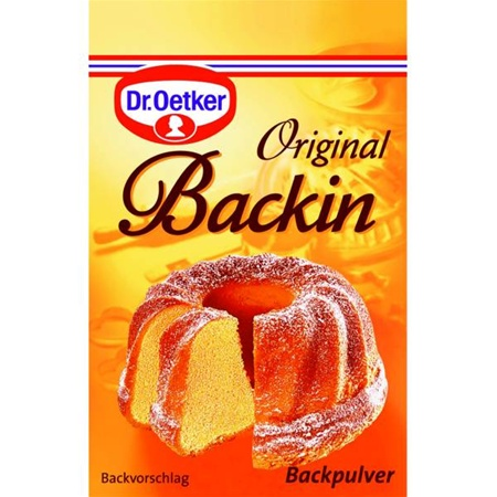 Bột baking powder Dr.0etker 16gr 4000521103019
