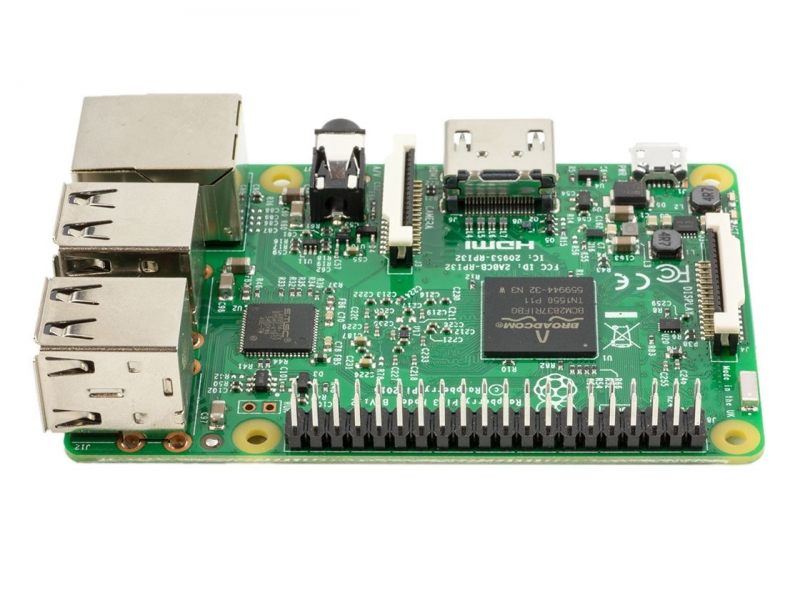 Raspberry Pi 3 Model B ( Made in UK )