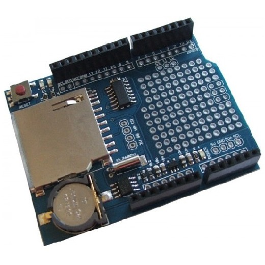 arduino-data-logging-shield