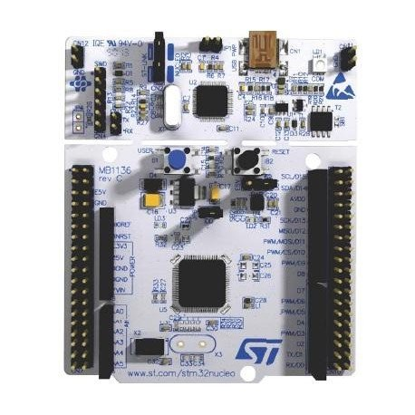 board-nucleo-f411re-stm32f411re