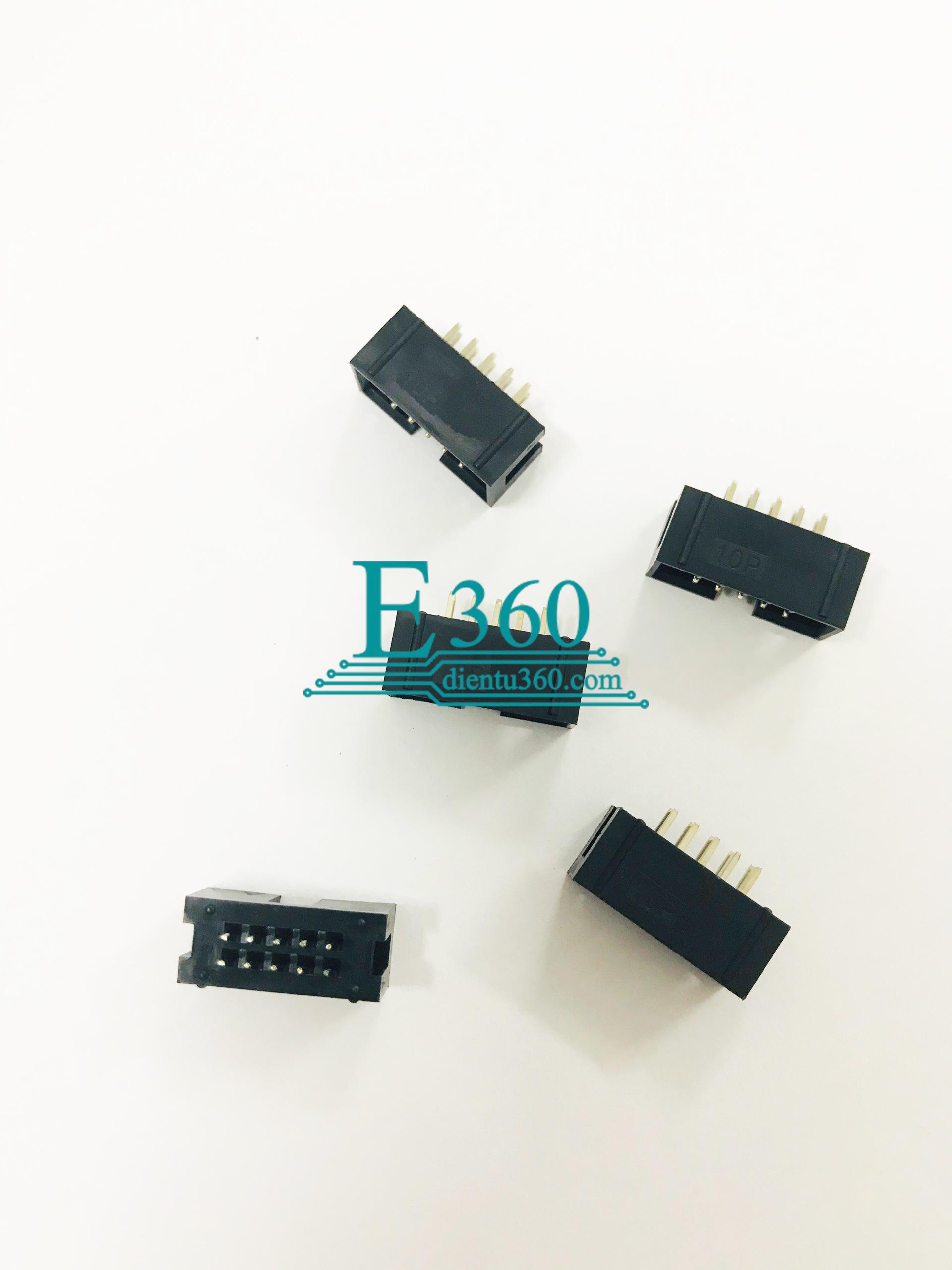 idc-duc-thang-10p-2-54mm-den