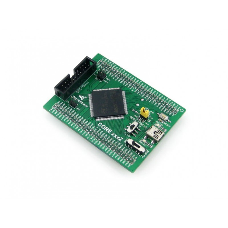 kit-arm-stm32-core-stm32f103zet6-waveshare