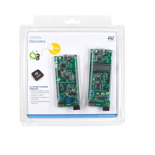 kit-stm8a-discovery
