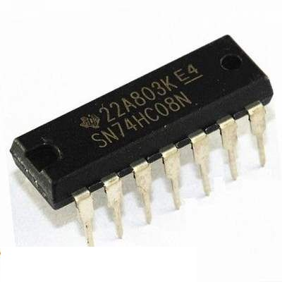 ic-and-7408-dip14