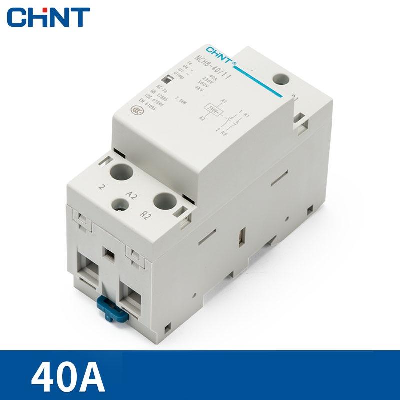 khoi-dong-tu-1-pha-40a-2p-chint-nch8-40-20-2-no
