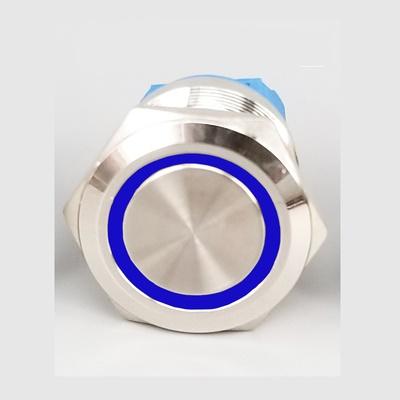 nut-nhan-de-16mm-gq16f-yj-den-mau-xanh-5v