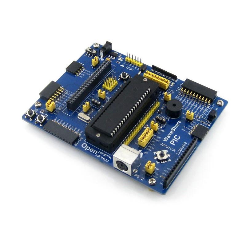kit-hoc-tap-pic-18f4520-standard-waveshare