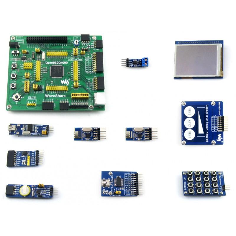 bo-hoc-tap-arm-stm8-open8s208q80-waveshare