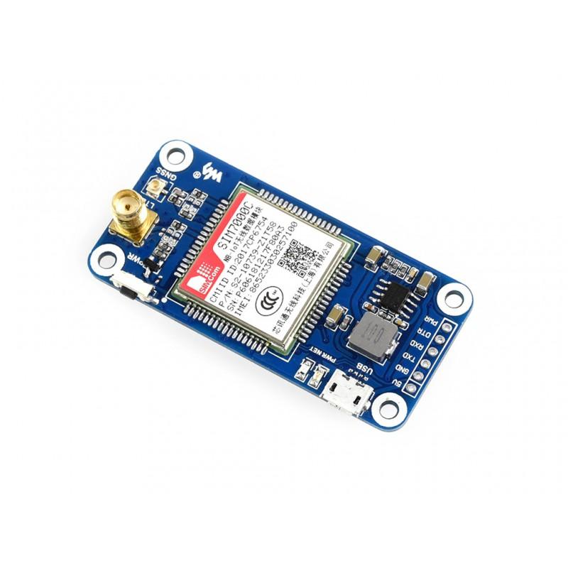 shield-sim7000c-nb-iot-emtc-edge-gprs-gnss-cho-raspberry-pi-waveshare