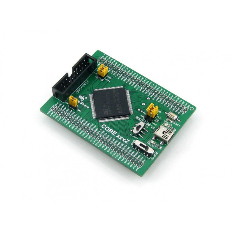 kit-arm-stm32-core-stm32f407zxt6-waveshare