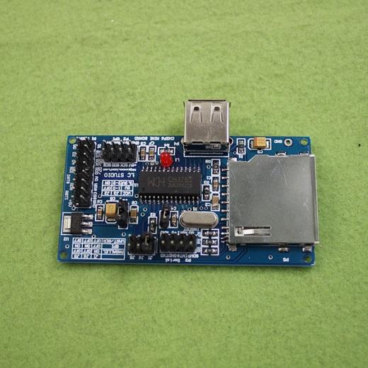 module-usb-ch376-sd