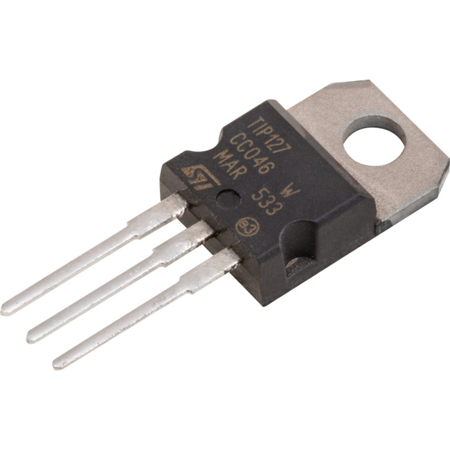 transistor-pnp-darlington-tip127-to-220-5a-100v