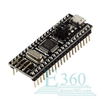 board-arm-blackpill-stm32f103c8t6