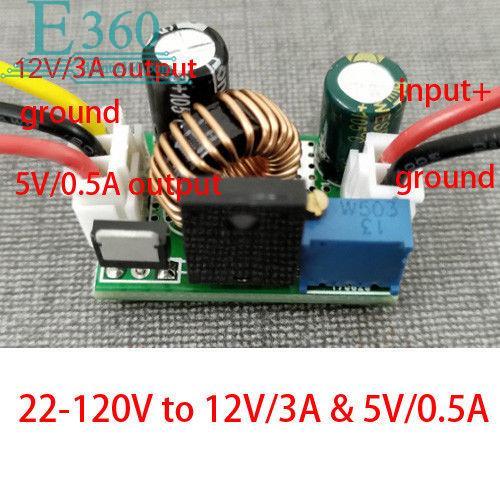 module-buck-dc-dc-dai-rong-22-120v-to-12v3a