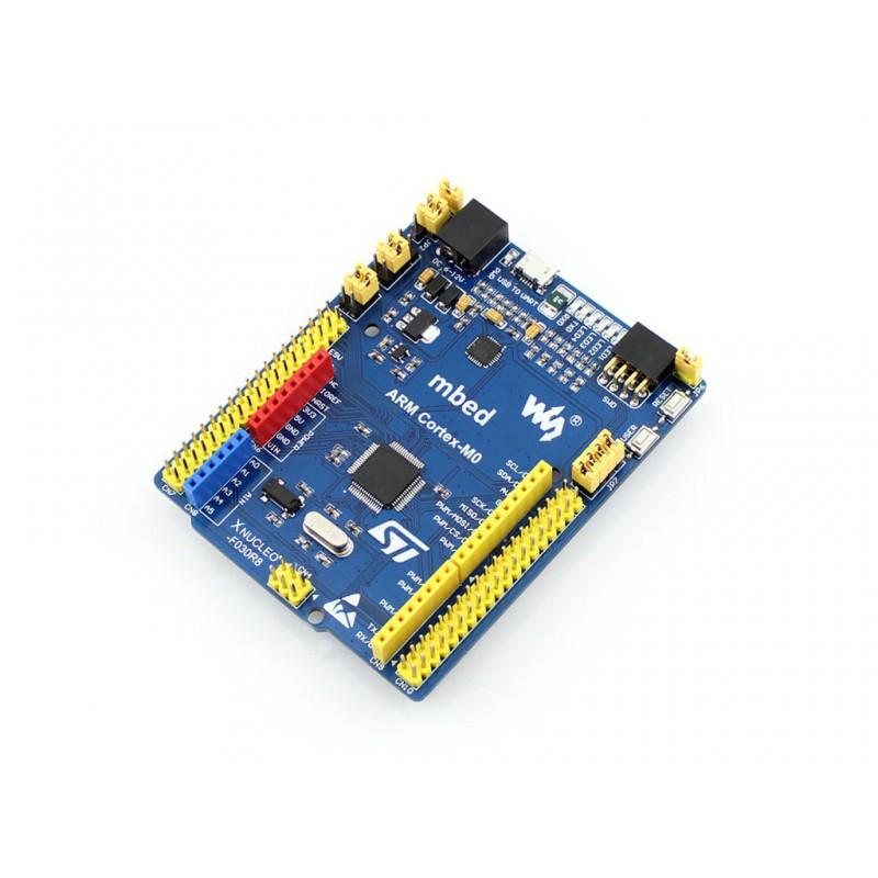 board-xnucleo-f030r8-stm32f030r8t6