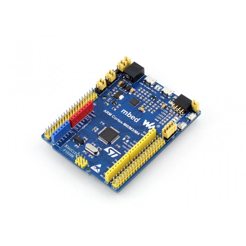 board-xnucleo-f103rb-stm32f103rbt6