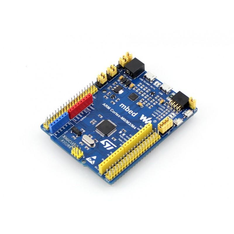 board-xnucleo-f302r8-stm32f302r8t6