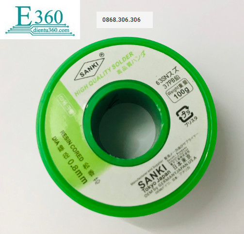 thiec-han-sanki-japan-0-8mm-100g-sn63