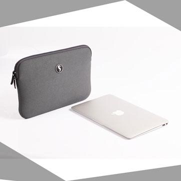 Túi chống sốc siva the gimp grey