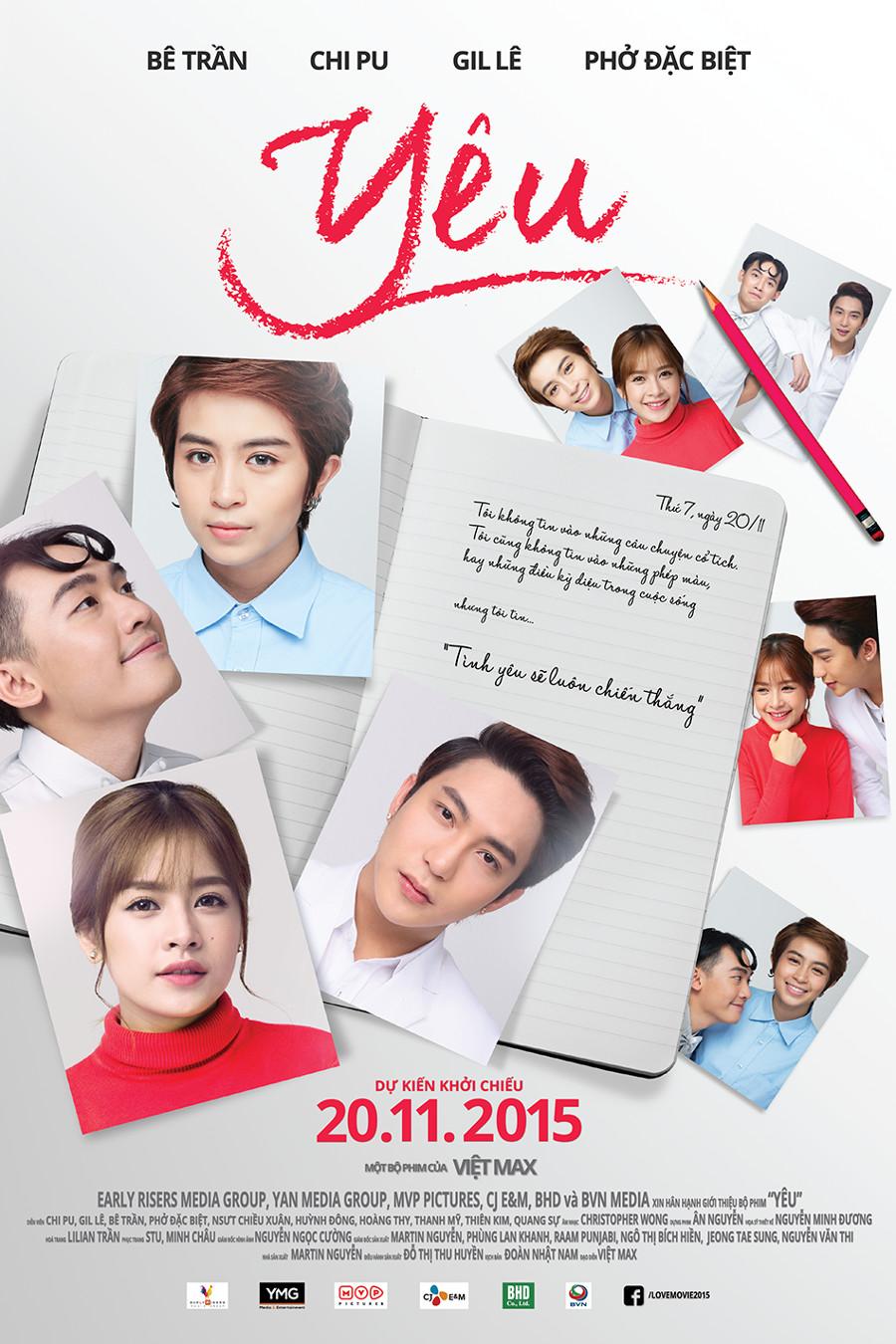 4487 - Yêu, Love (2015)