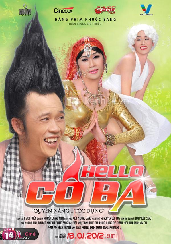 4435 - Hello Cô Ba