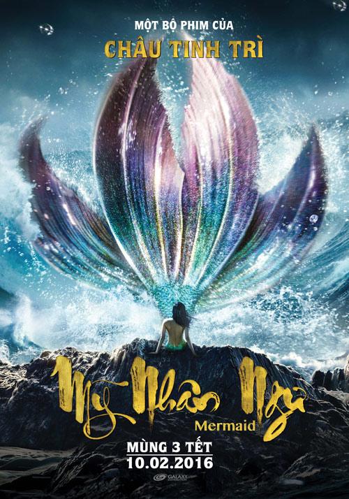 5534 - Mermaid (2016) - Mỹ Nhân Ngư