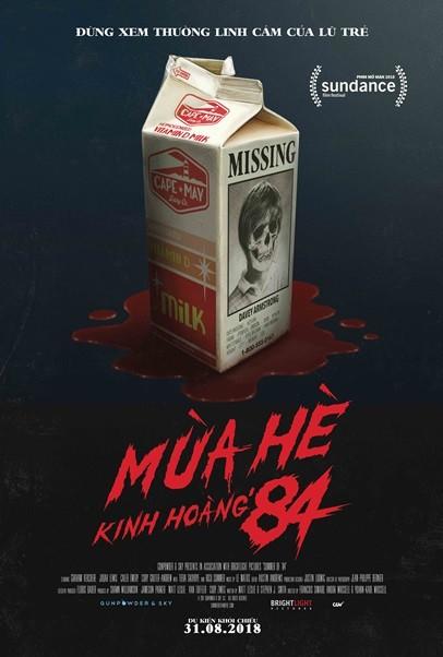 244 - Summer of 84 2019 - Mùa Hè Kinh Hoàng Năm 84