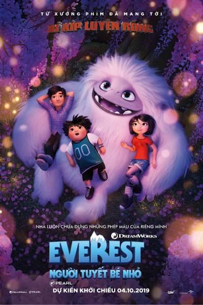 253 - Everest - Người Tuyết Bé Nhỏ 2019