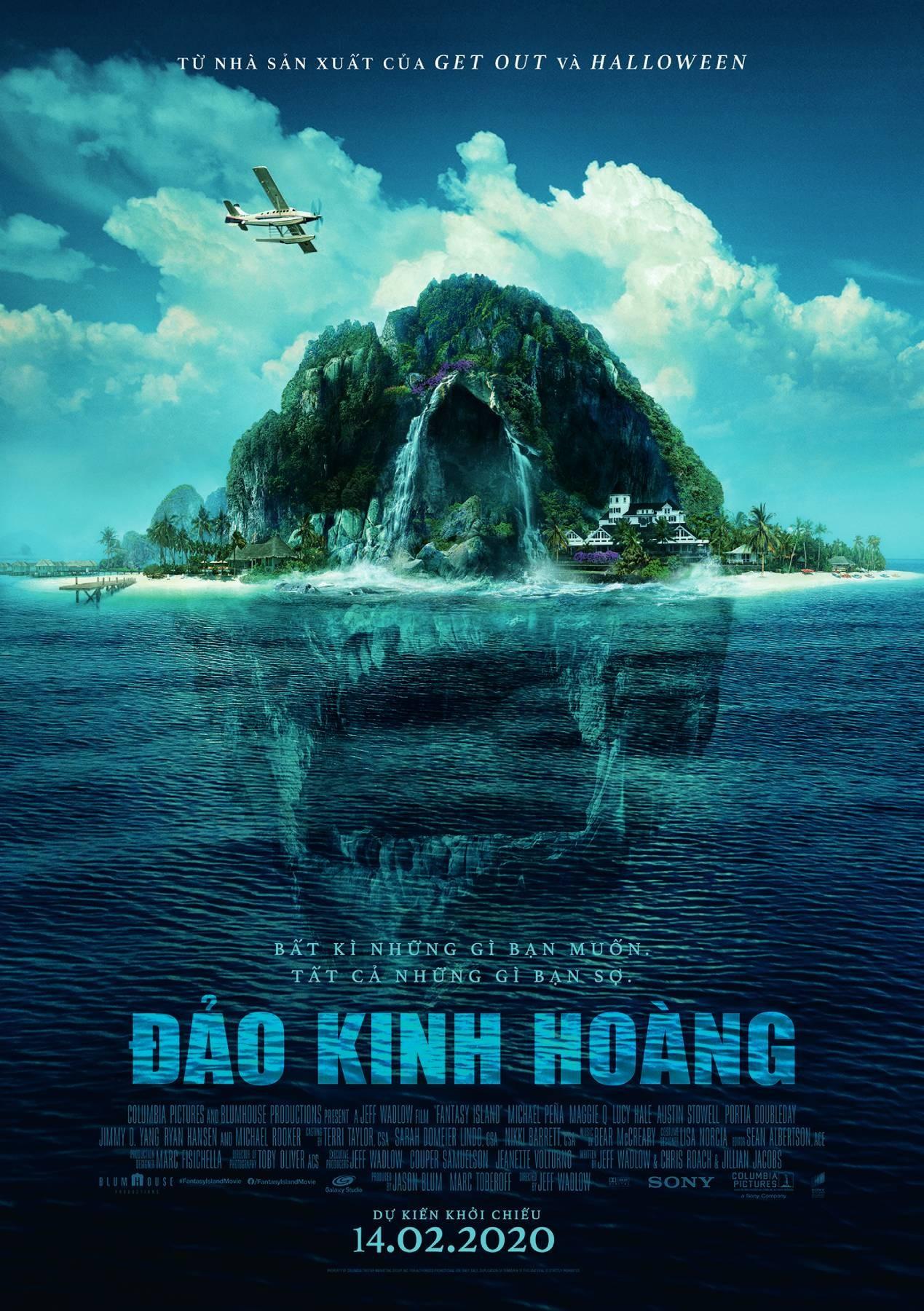 298 - Fantasy Island 2020 - Đảo Kinh Hoàng