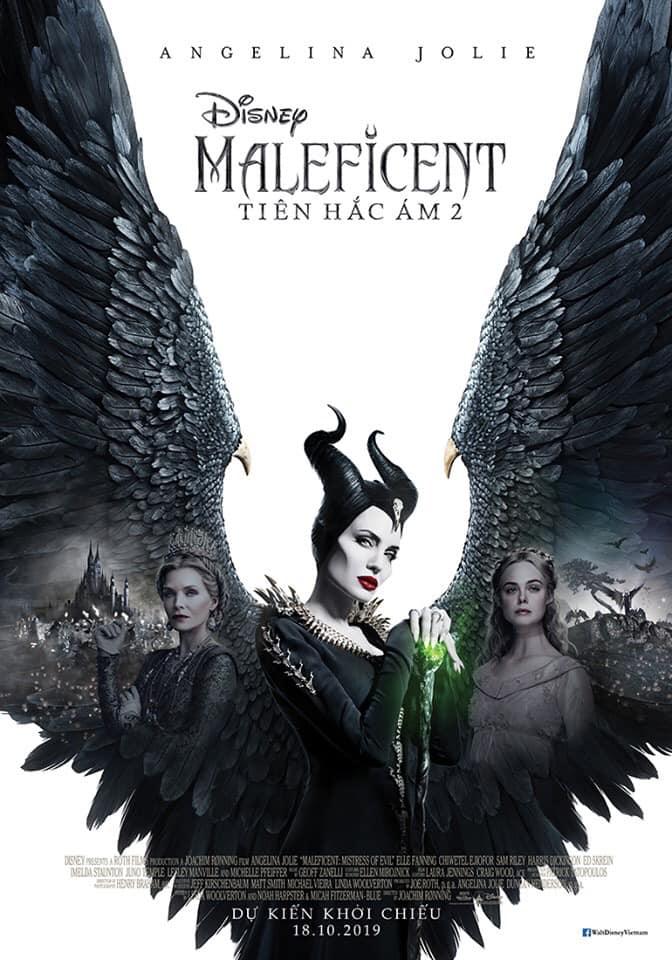 260 - Maleficent Mistress of Evil 2019 - Tiên Hắc Ám 2
