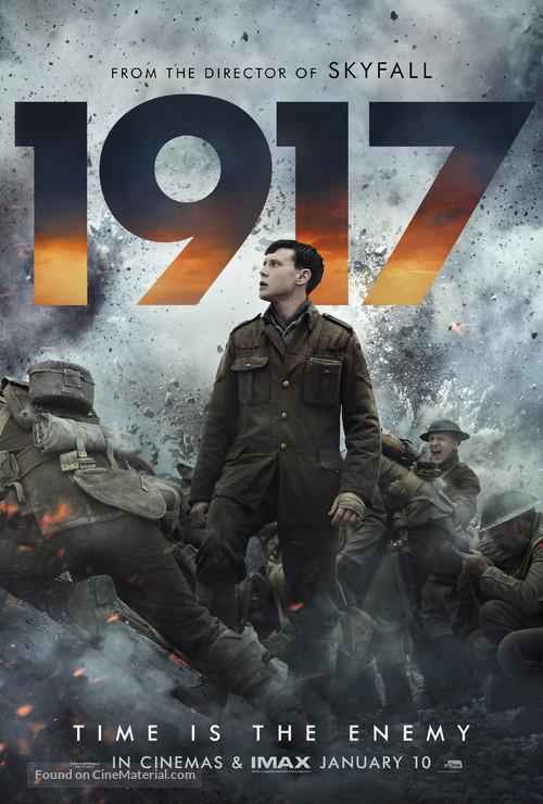 268 - Trận Chiến Năm 1917 (2020)
