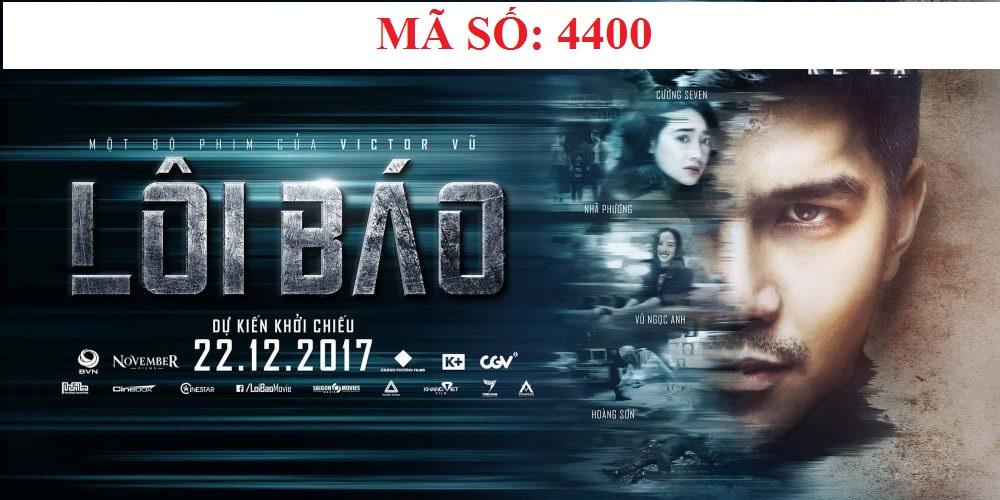 4400 - Lôi Báo 2018