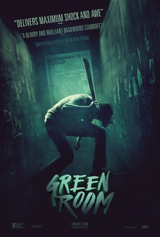 8837 - Green Room (2015) Căn Phòng Xanh
