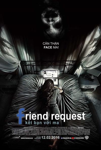 8803 - Friend Request (2016) - Kết Bạn Với Ma