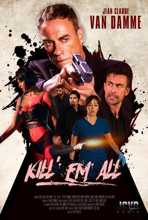 9128 - Kill'em All - Tàn Sát (2017)