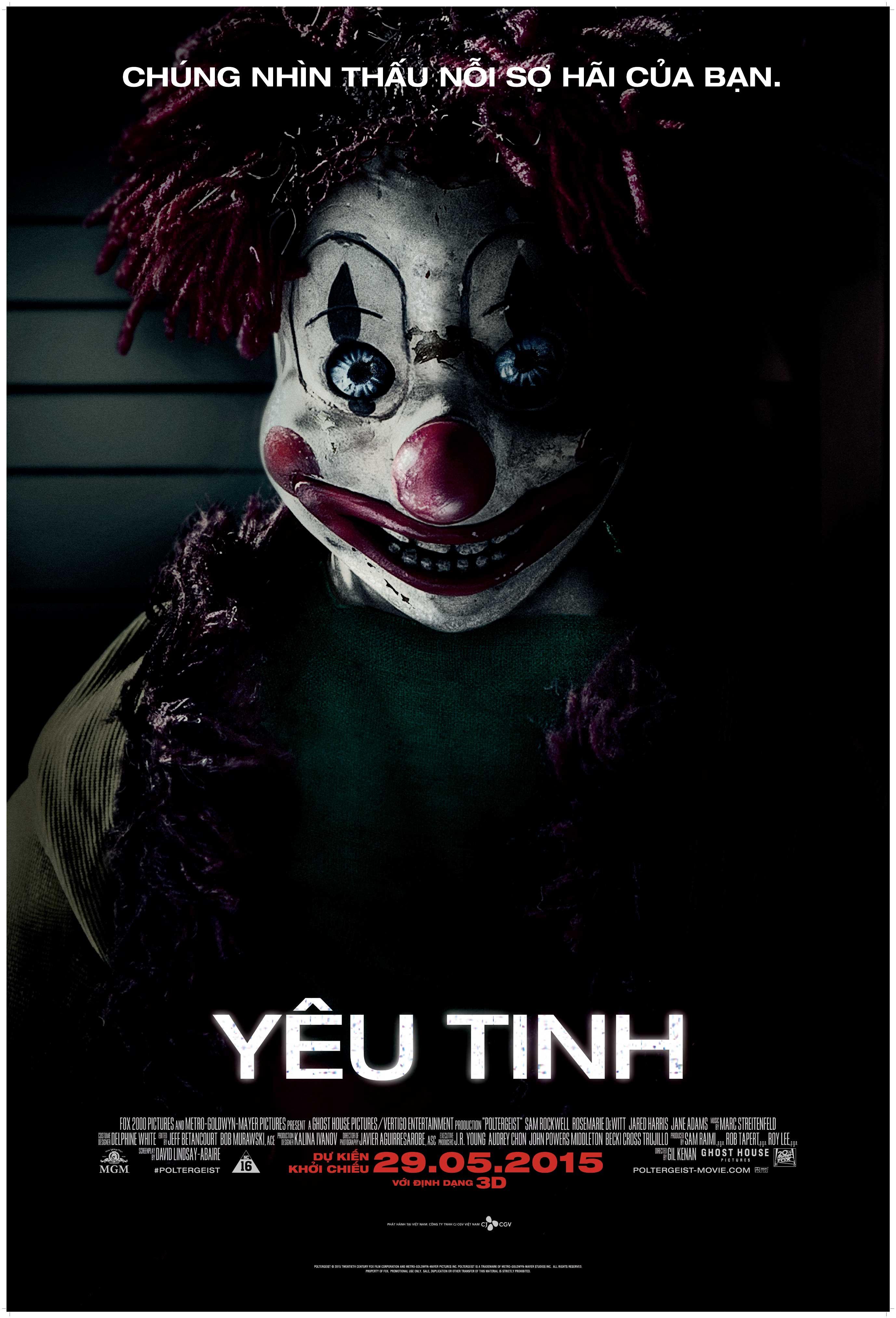 8862 - Poltergeist (2015) Yêu Tinh