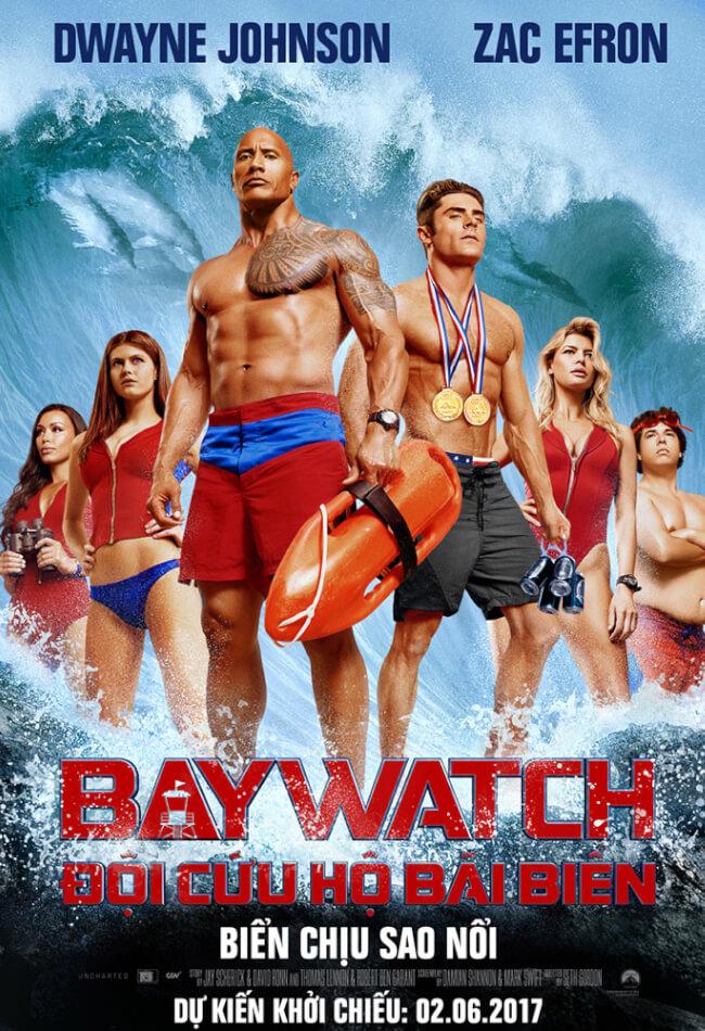 5514 - Baywatch (2017) - Đội Cứu Hộ Bãi Biển