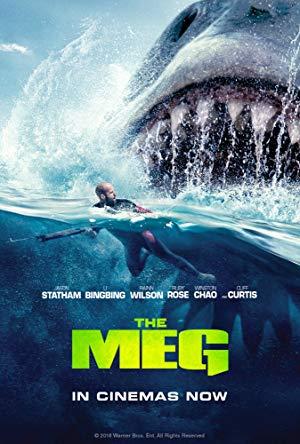 9702 - The Meg - Cá Mập Siêu Bạo Chúa 2018