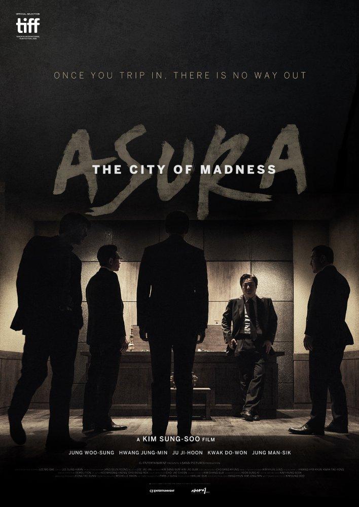9009- Thành Phố Tội Ác (2016)-Asura The City of Madness