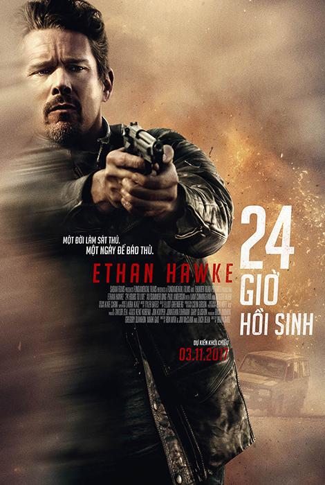 9010 - 24 Hours to Live - 24 Giờ Hồi Sinh (2017)
