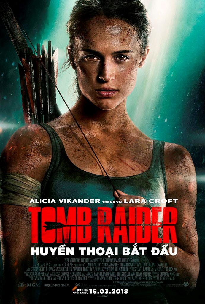 9729 - Tomb Raider (2018) Tomb Raider: Huyền Thoại Bắt Đầu
