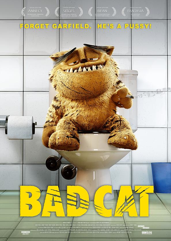 6025 - Bad Cat (2018) Chú Mèo Tinh Quái