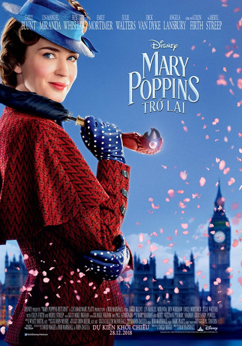 57 - Mary Poppins Returns 2019 - Mary Poppins Trở Lại