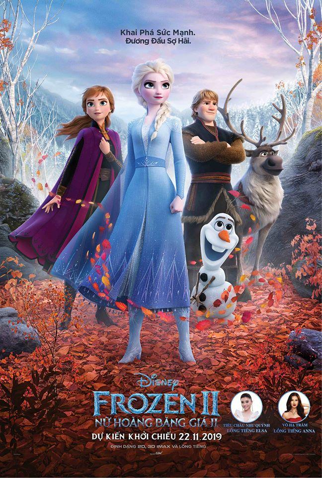 259 - Frozen II 2019 - Nữ Hoàng Băng Giá 2