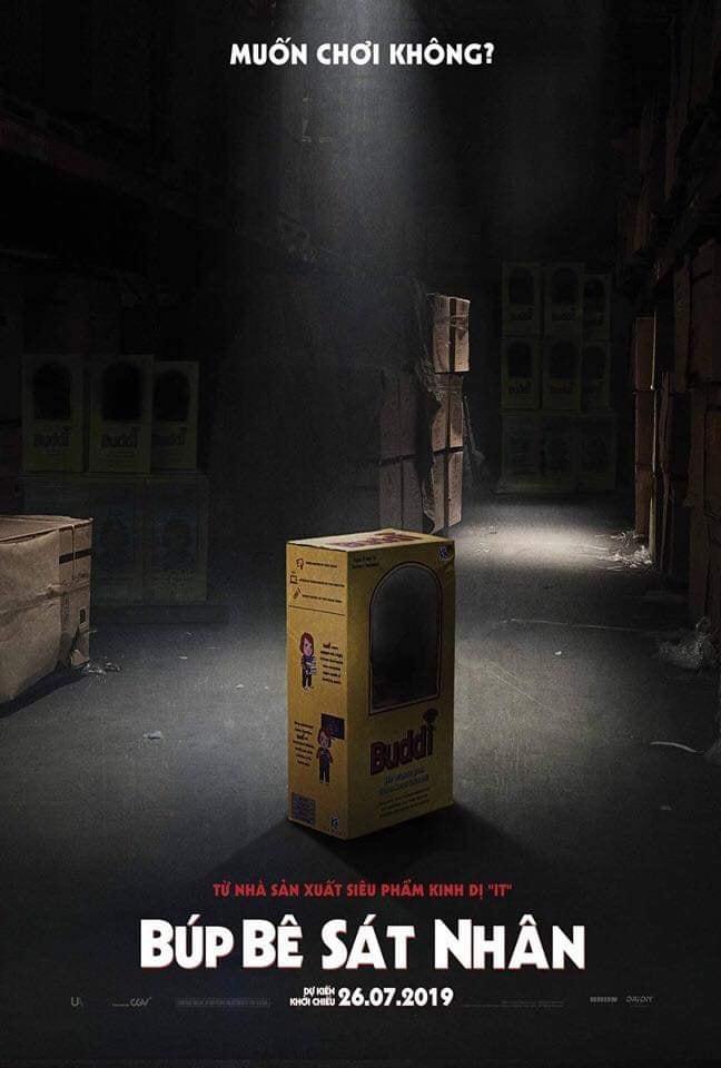 207 - Child's Play 2019 - Búp Bê Sát Nhân